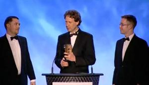 POW, BIFF, BAM, BAFTA!