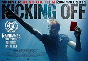 Winners of Raindance 'Best UK Film' 2015