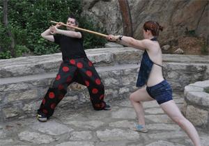 Shaolin Adventurers - Part 4