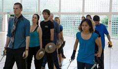 British National Stage Combat Workshop 2011